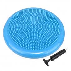 Балансувальна масажна подушка PowerPlay 4009 Синя