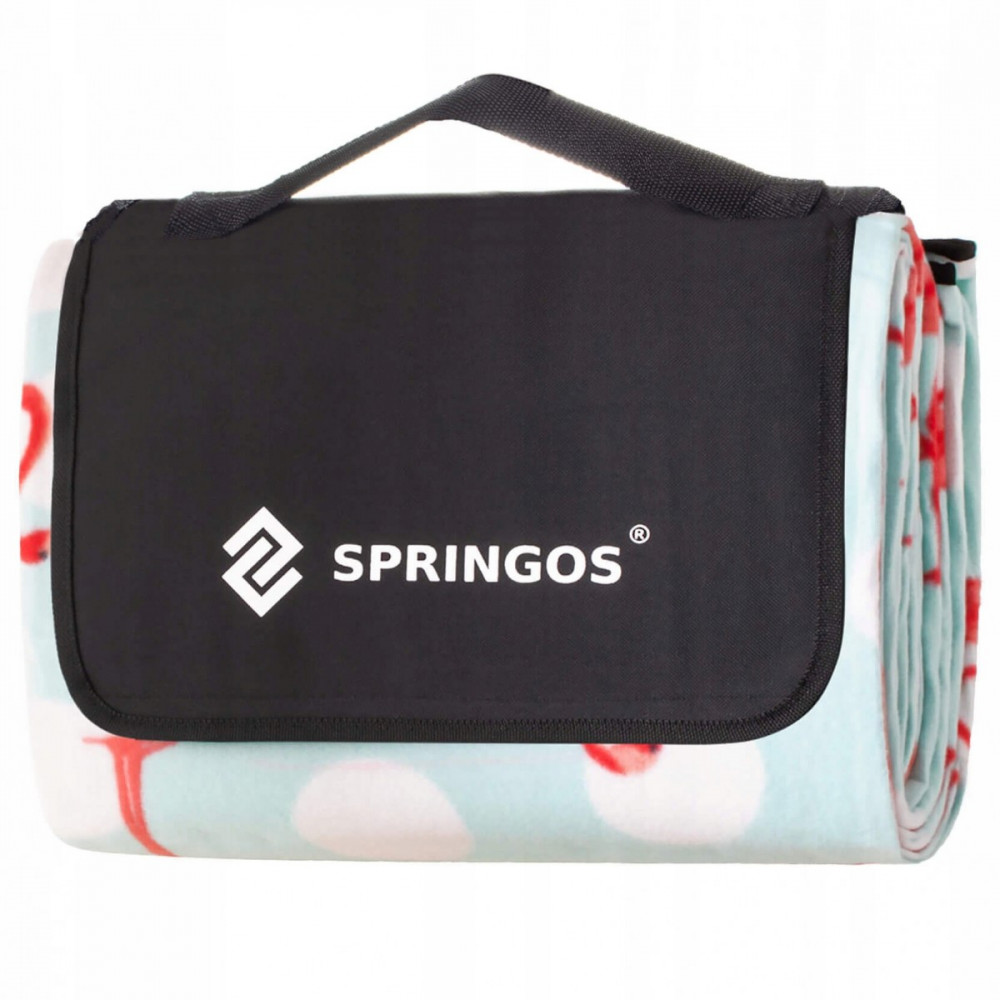 Коврик для пікніка та кемпінгу складаний Springos 170 x 130 см PM024