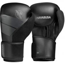 Боксерські рукавички Hayabusa S4 Чорні, 14oz M