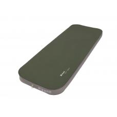 Коврик самонадувающийся Outwell Self-inflating Mat Dreamhaven Single 10 cm Elegant Green (400007)