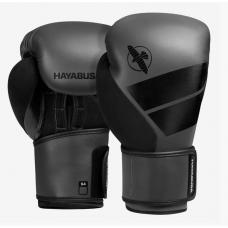 Боксерські рукавички Hayabusa S4 - Сірі, 16oz L