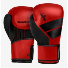 Боксерські рукавички Hayabusa S4 - Червоні, 14oz S