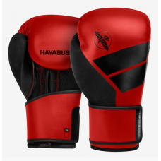 Боксерські рукавички Hayabusa S4 - Червоні, 16oz L