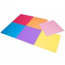Мат-пазл (ласточкин хвіст) Springos Mat Puzzle EVA 180 x 120 x 1 cм PM0002