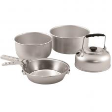 Набор посуды Easy Camp Adventure Cook Set L Silver (580039)