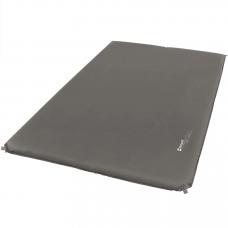 Килимок самонадувний Outwell Self-inflating Mat Sleepin Double 7.5 cm Grey (290202)