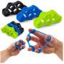 Набор эспандеров для тренировки пальцев рук размер M HS-M003FT