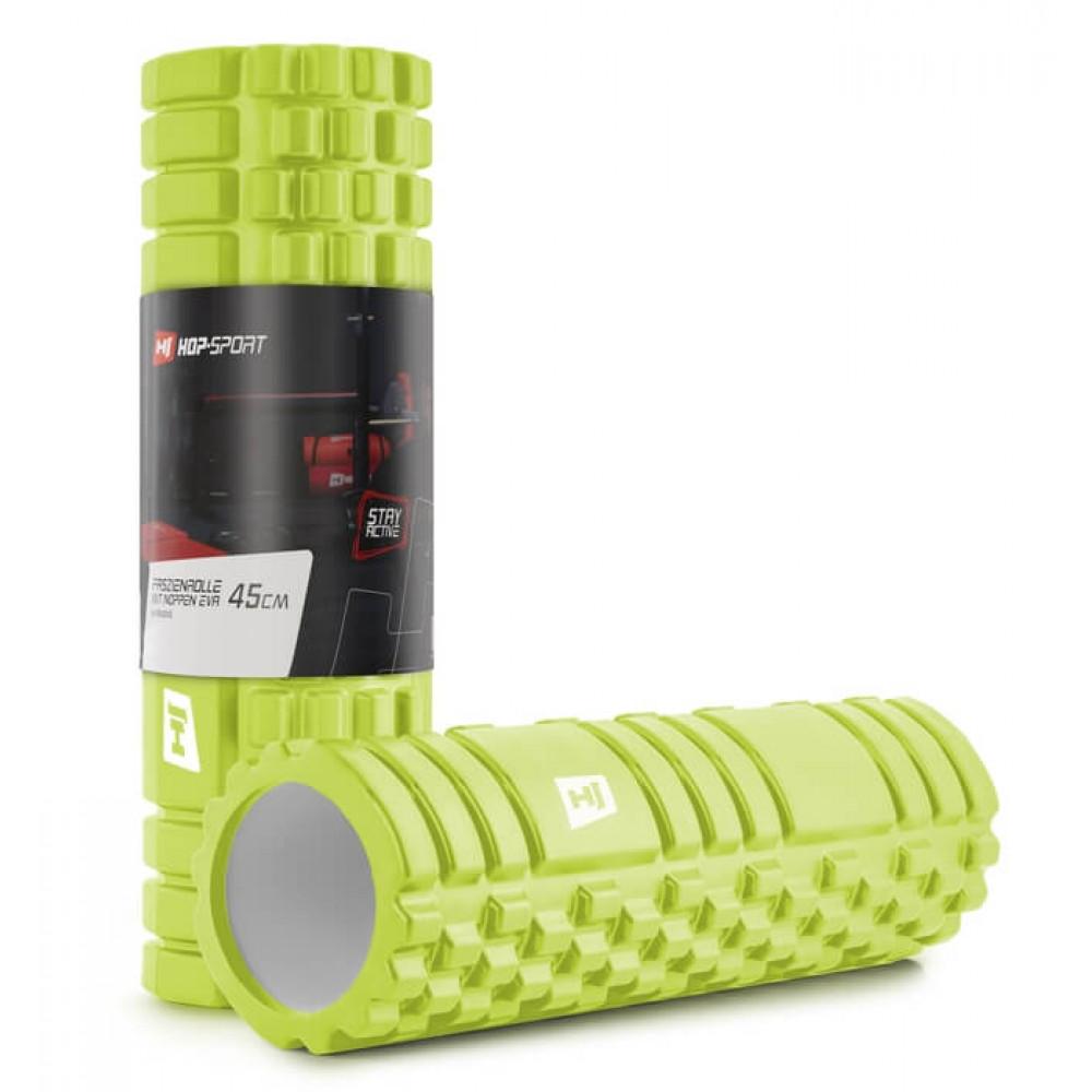 Роллер для кроссфита и йоги EVA 45*14 см EVA 45 см Салатовый