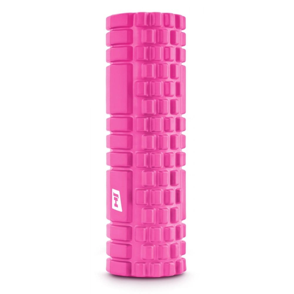 Роллер для кроссфита и йоги EVA 45*14 см EVA 45 см Розовый