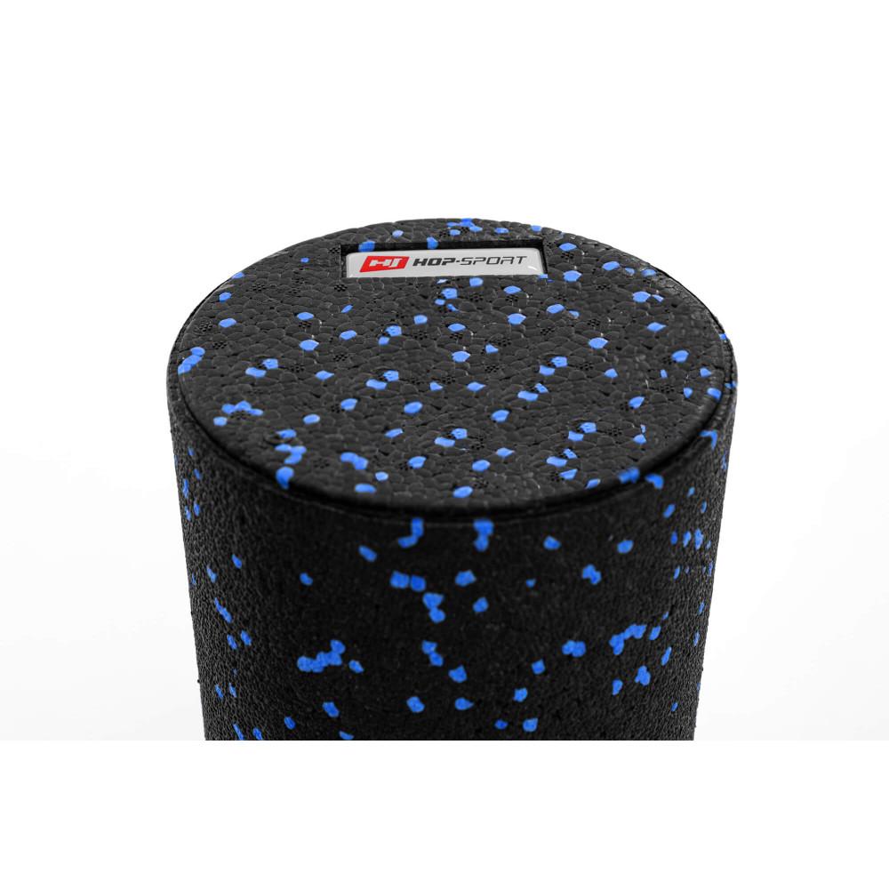 Роллер для кросфіту та масажу EPP 33*14 см HS-P033SYG Синій