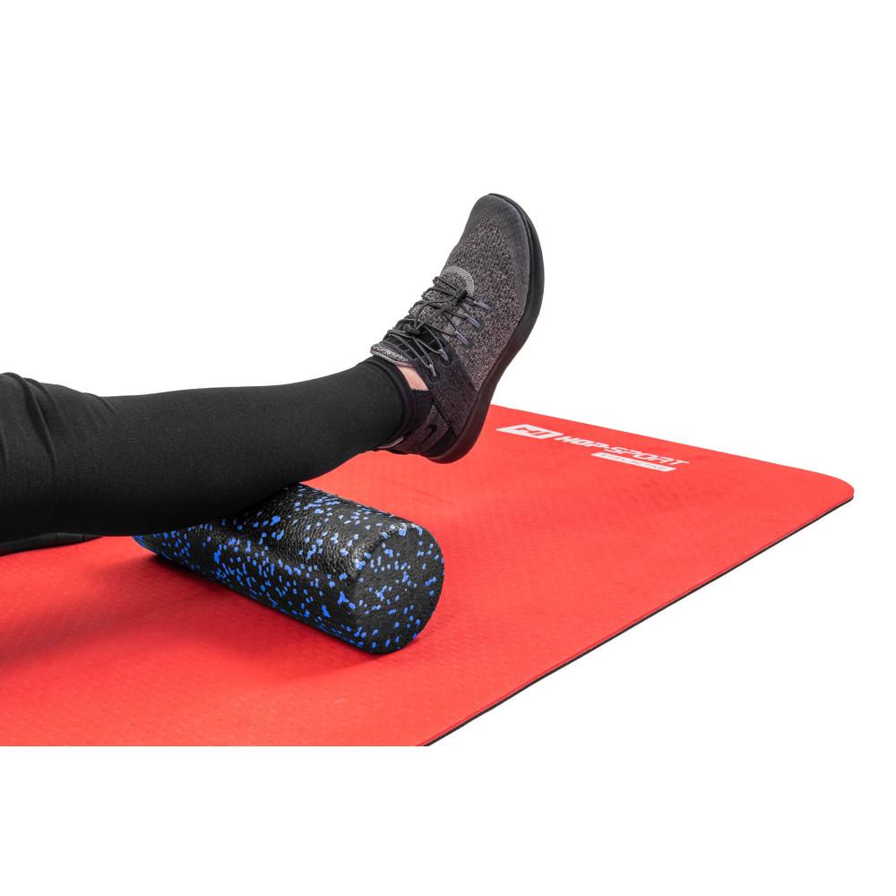 Роллер для кроссфита и йоги EPP 30*10 см HS-P030SYG Синий