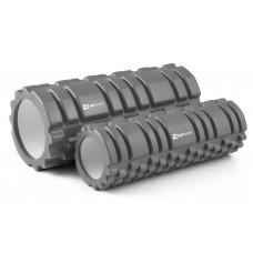 Роллер для кросфіту та йоги HS-001YG Сірий