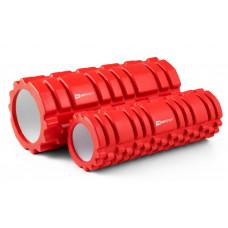 Роллер для кросфіту та йоги HS-001YG Червоний