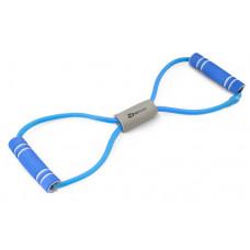 Еспандер гумовий з ручками HS-L042YG Синій
