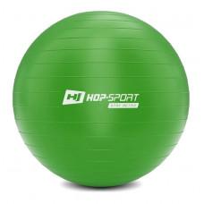 Фітбол 85 см Зелений + насос