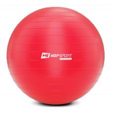 Фітбол 85 см Червоний + насос