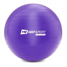 Фітбол 85 см Фіолетовий + насос