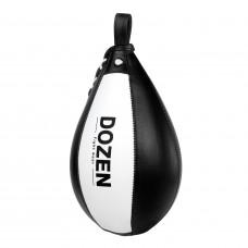 Пневматична груша Dozen Absolute Speed Bag Black / White