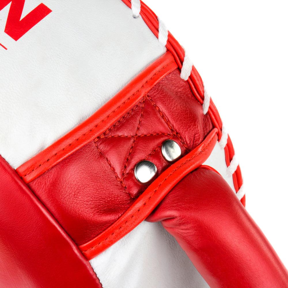 Макивара Dozen Masters Pill Boxing Pad Red/White