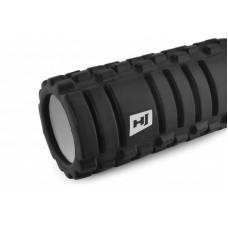 Роллер для кросфита и йоги EVA 33*10 см HS-A033YG Черный