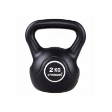 Гиря спортивная (тренировочная) Springos 2 кг FA1062