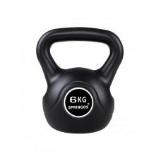Гиря спортивная (тренировочная) Springos 6 кг FA1002