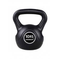 Гиря спортивная (тренировочная) Springos 10 кг FA1004