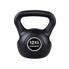 Гиря спортивная (тренировочная) Springos 12 кг FA1005