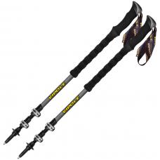 Треккинговые палки Vipole Base Camp QL Long DLX (S20 06)