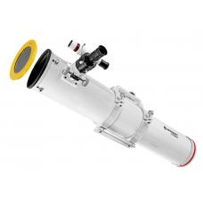 Труба телескопа Bresser Messier NT-130/1000 OTA с солнечным фильтром и адаптером для смартфона (4830100)