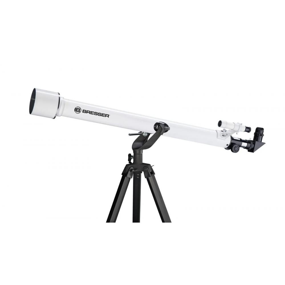 Телескоп Bresser Classic 60/900 AZ Refractor с адаптером для смартфона (4660900)