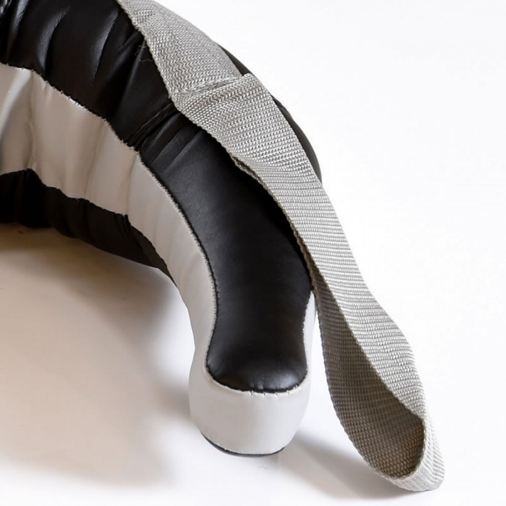 Болгарский мешок LivePro BULGARIAN BAG черный/серый, 17 кг