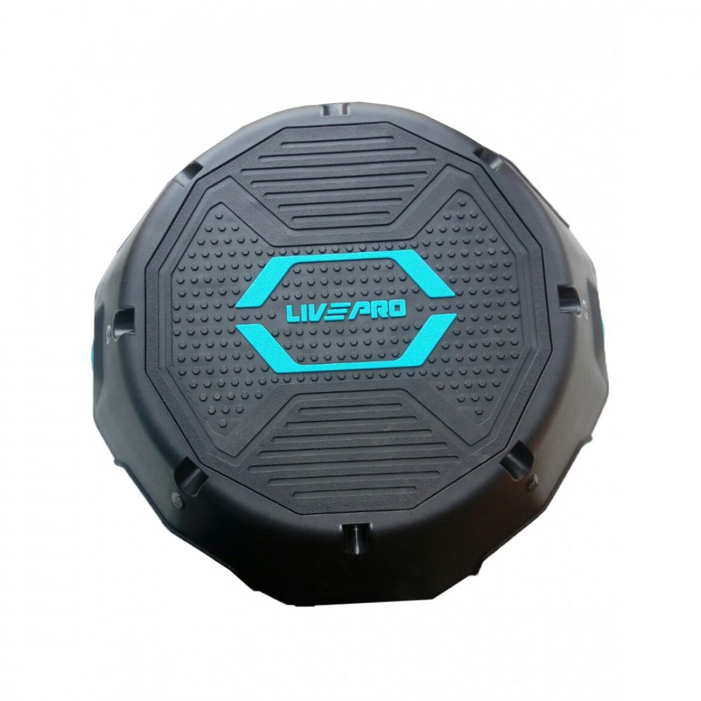 Степ платформа міні LivePro STEP чорний/синій