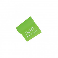 Эспандер-лента LivePro RESISTANCE BAND Light зеленый