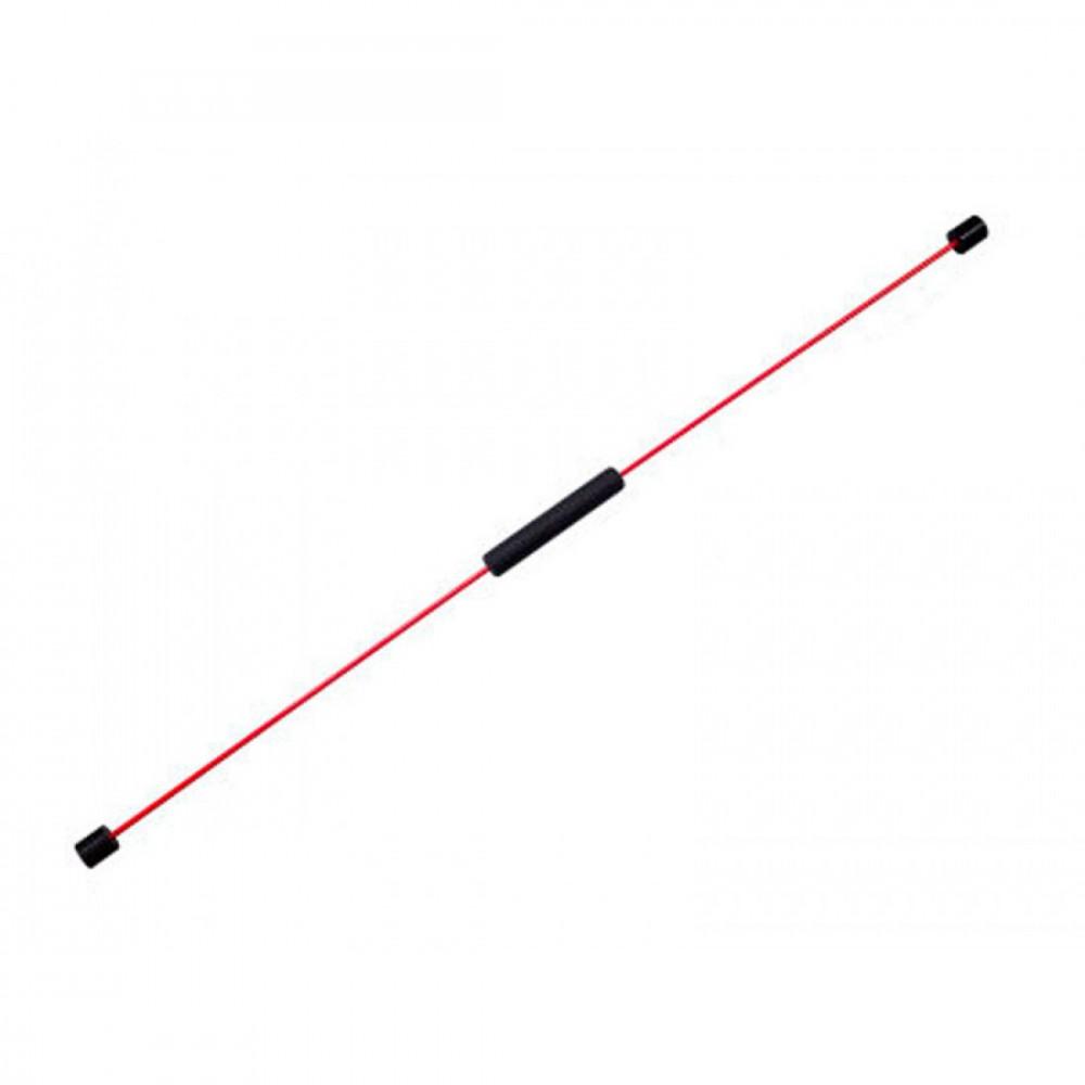 Вибротренажер LiveUp FLEX BAR black+red