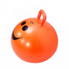 Детский фитбол с ручкой LiveUp HOPPING BALL, LS3220