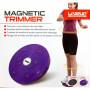 Диск вращающийся d=25 см фиолет. LS3165B MAGNETIC TR