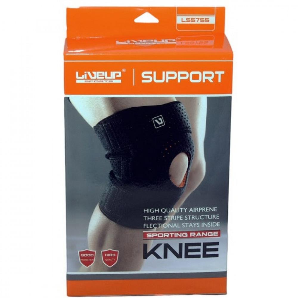 Захист коліна LiveUp KNEE SUPPORT, LS5755