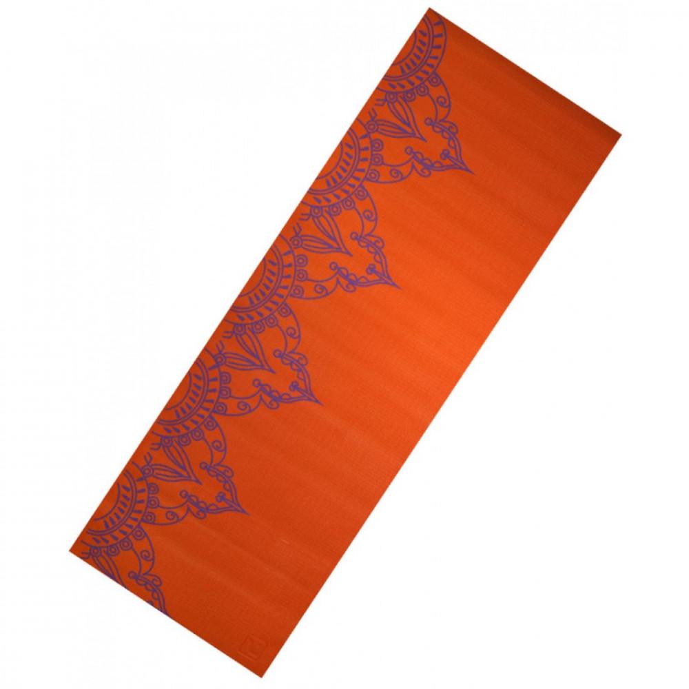 Килимок для йоги LiveUp PVC WITH PRINT, LS3231c-06o