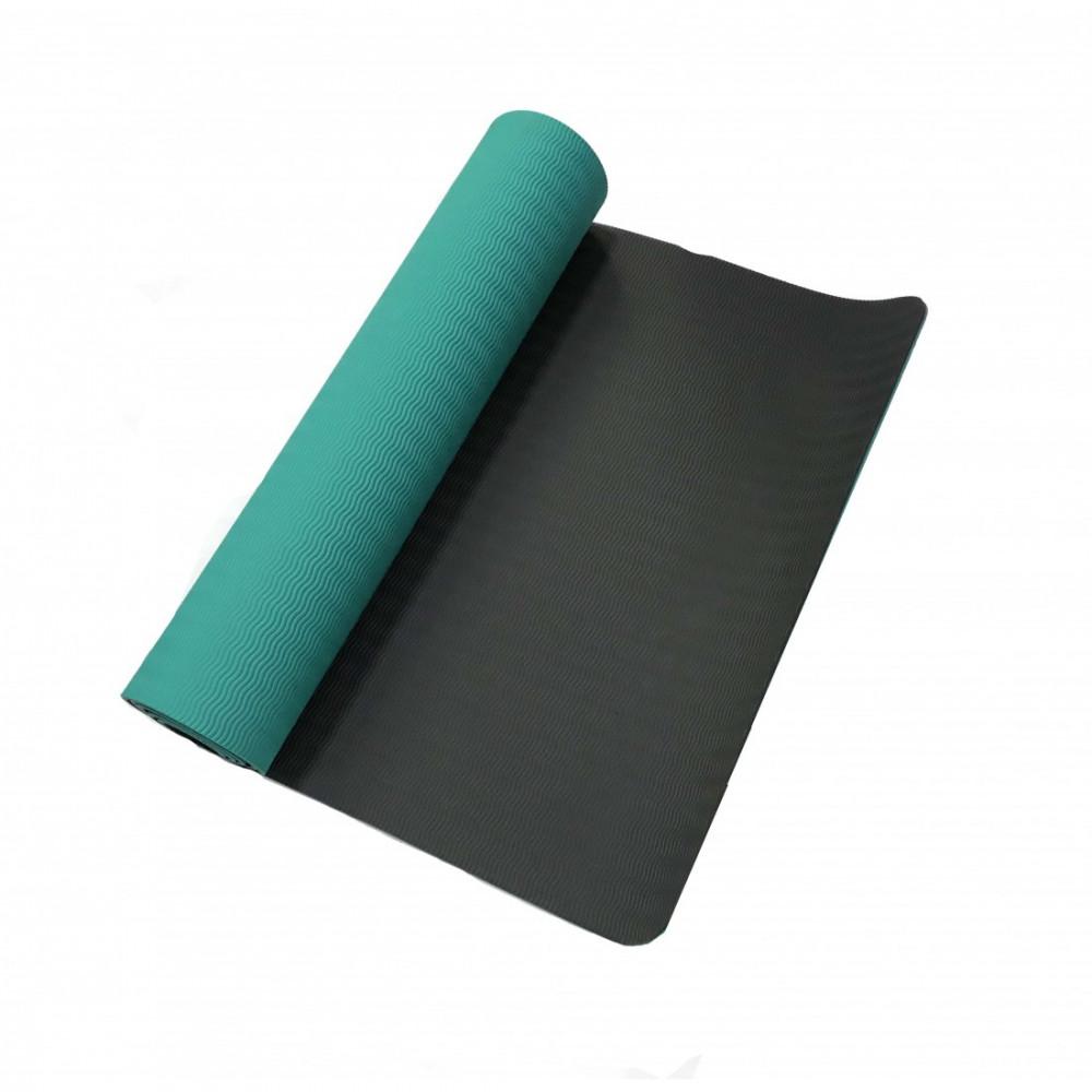 Коврик для йоги LiveUp TPE YOGA MAT, LS3237-06g