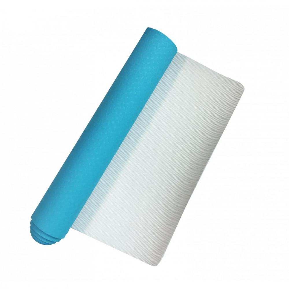 Килимок для йоги LiveUp TPE, LS3237-06b