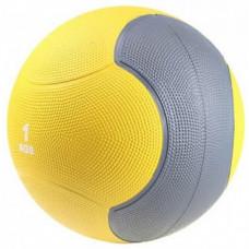 Медбол твердый LiveUp MEDICINE BALL, 1 кг, LS3006F-1