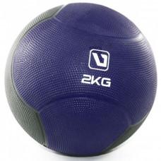 Медбол твердый LiveUp MEDICINE BALL, 2 кг, LS3006F-2