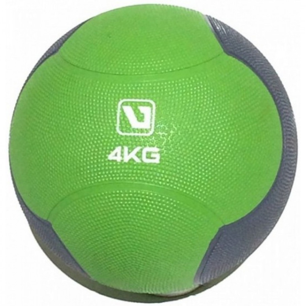 Медбол твердий LiveUp MEDICINE BALL, 4 кг, LS3006F-4