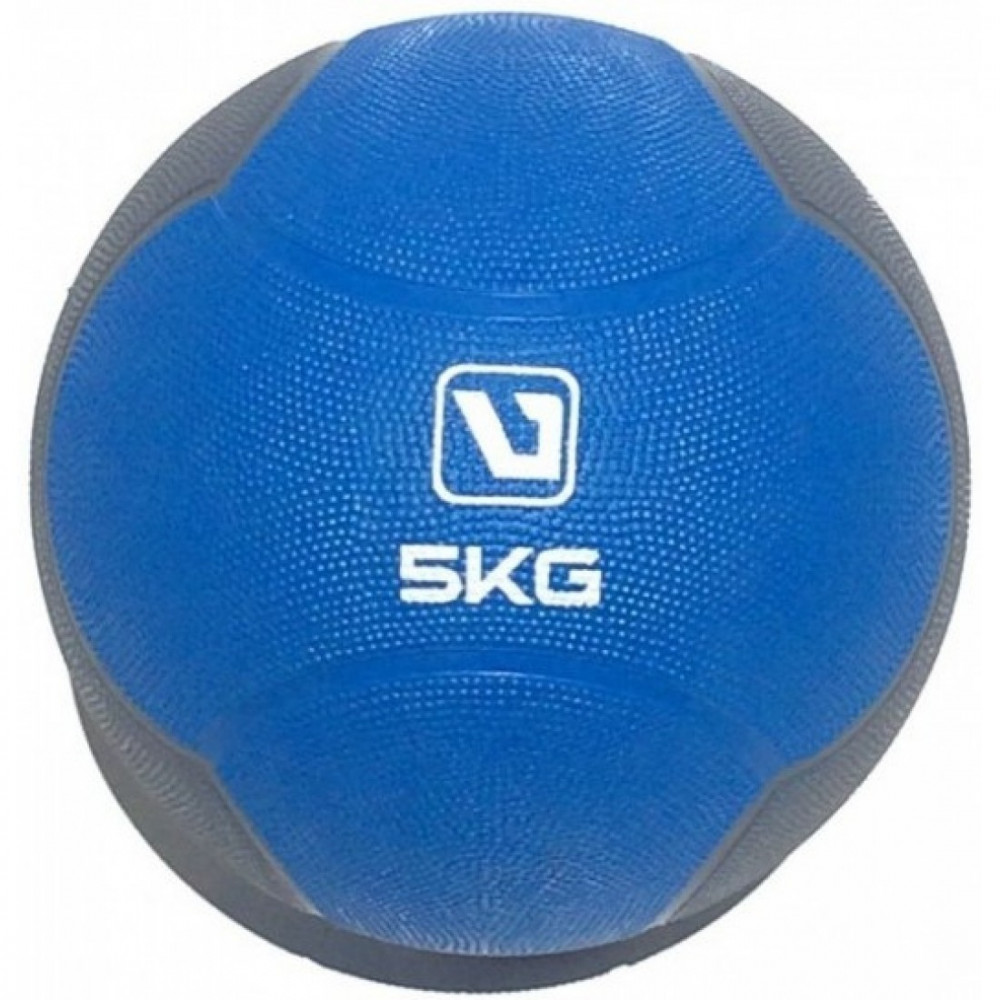 Медбол твердий LiveUp MEDICINE BALL, 5 кг, LS3006F-5