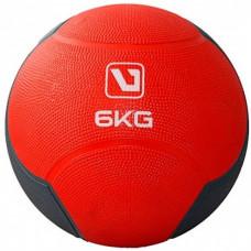 Медбол твердый LiveUp MEDICINE BALL, 6 кг, LS3006F-6