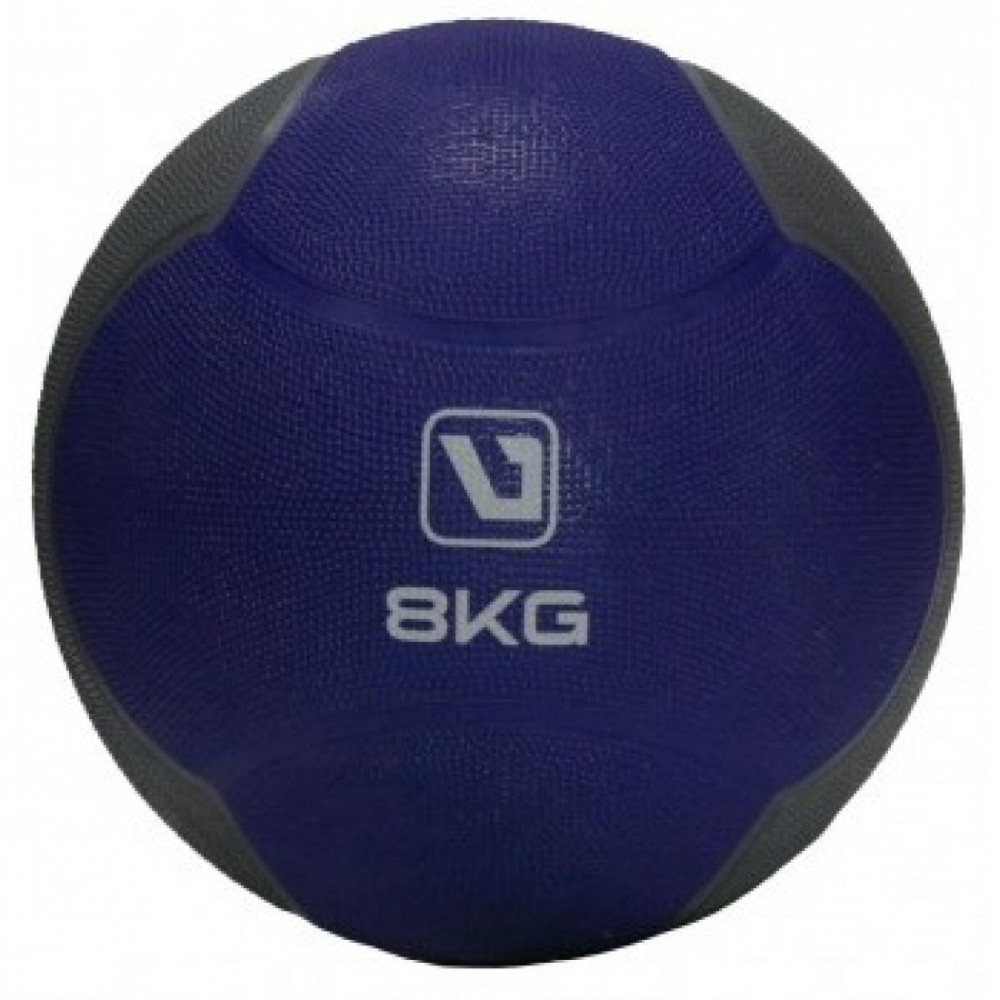 Медбол твердий LiveUp MEDICINE BALL, 8 кг, LS3006F-8
