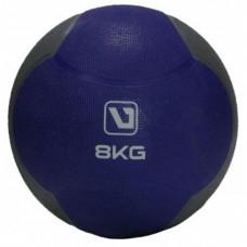 Медбол твердый LiveUp MEDICINE BALL, 8 кг, LS3006F-8