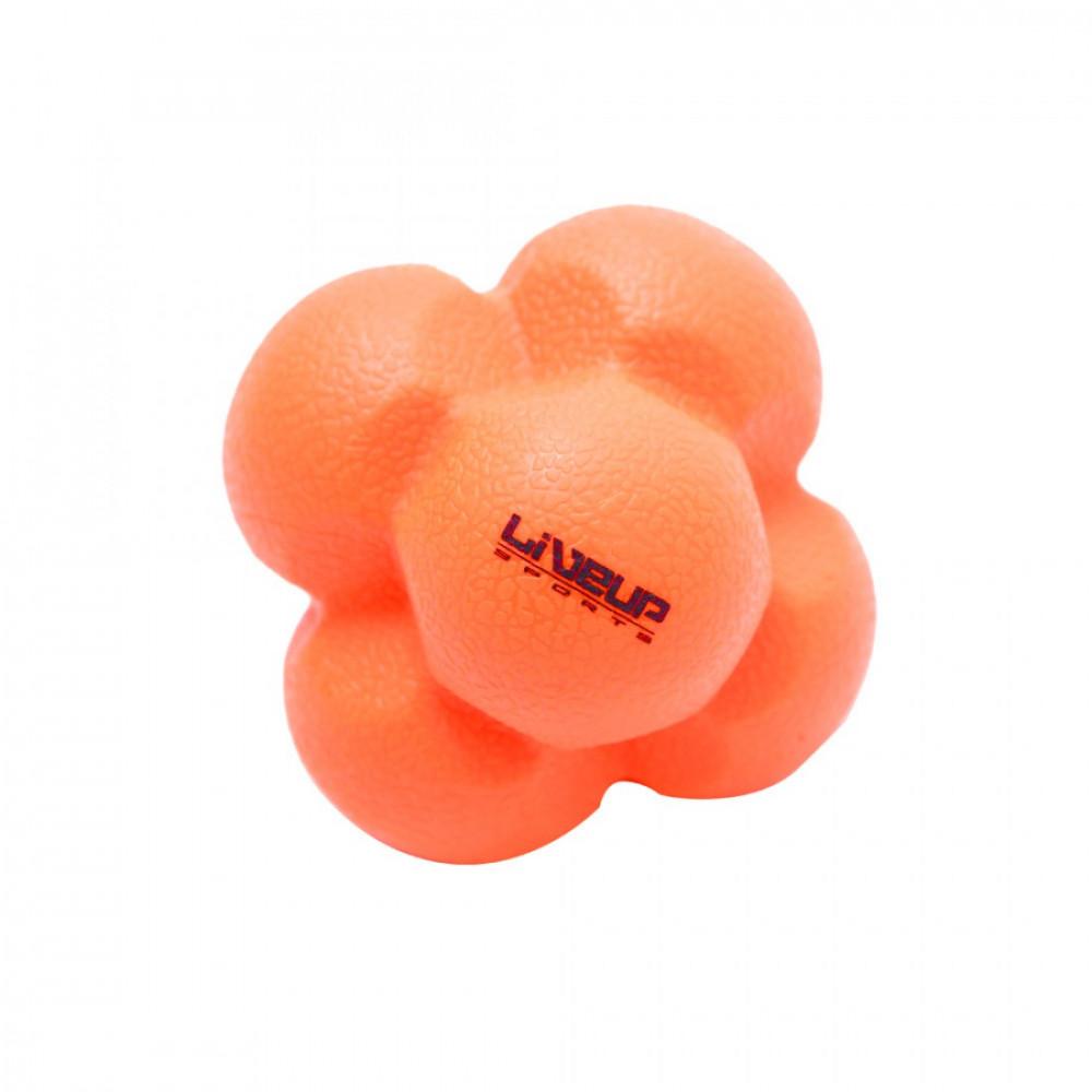 М'яч для тренування реакції LiveUp Reaction Ball