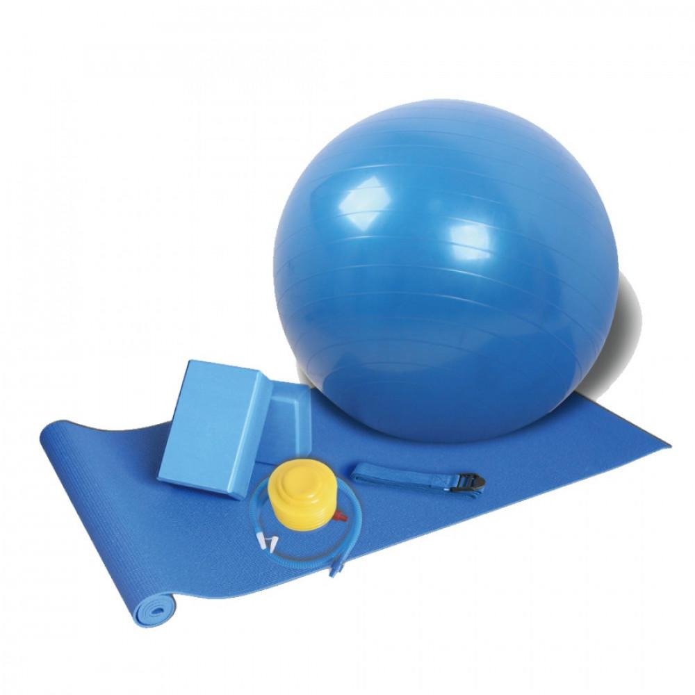 Набор для йоги LiveUp YOGA SET, LS3243